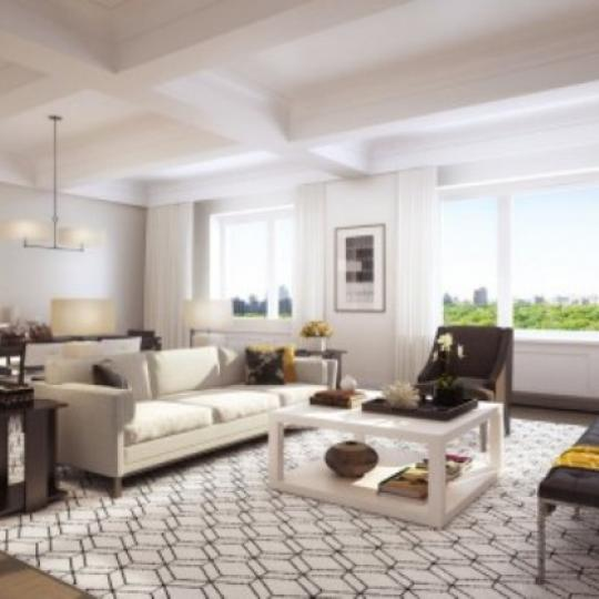 1212 Fifth Avenue Living Room - Condos for Sale