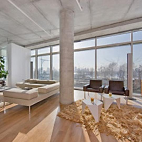 173 Perry Street Living Room - NYC Condos for Sale