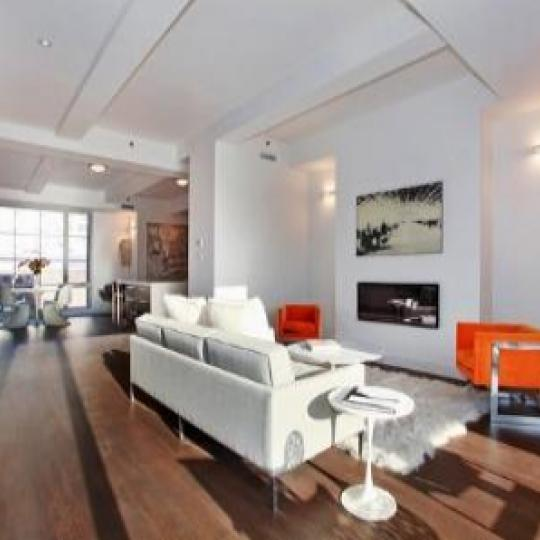316 East 22nd Street Living Room – NYC Condos for Sale