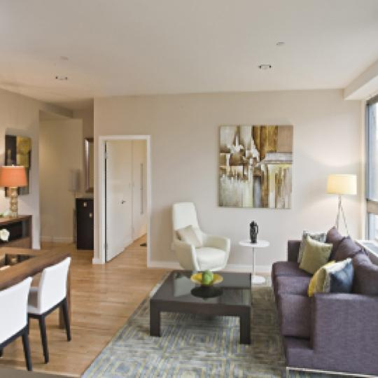 38 Delancey Street Living Room – NYC Condos for Sale