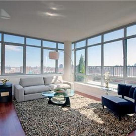 1485 Fifth Avenue Living Room – NYC Condos for Sale