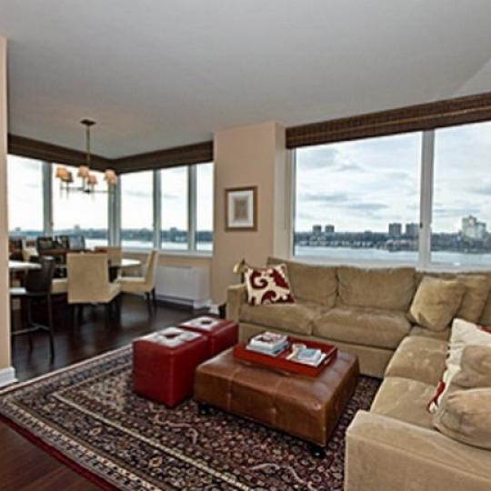 Avery Living Room – Condominiums for Sale NYC