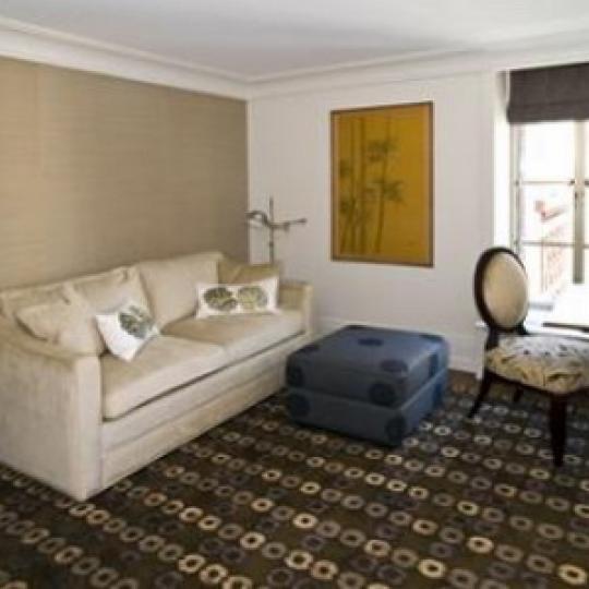 Barbizon 63 Living Room – Condominiums for Sale NYC
