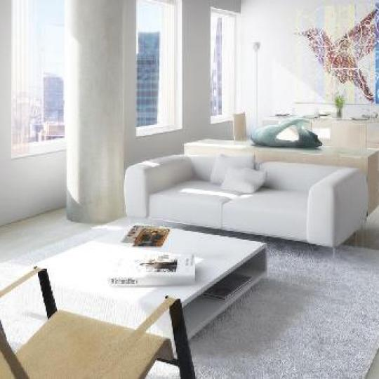Cassa NYC New Construction Building Living Room – NYC Condos