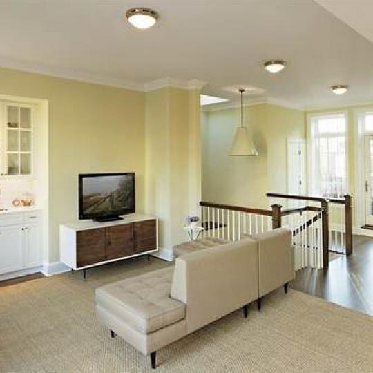 28 East 10th Street Living Room – Manhattan New Condos