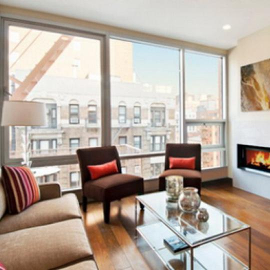 148 East 19th Street Living Room – NYC Condos for Sale