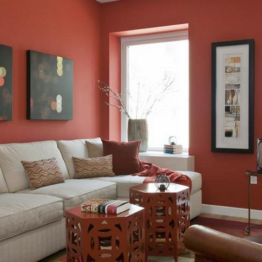 Griffin Court Living Room – Condominiums for Sale NYC