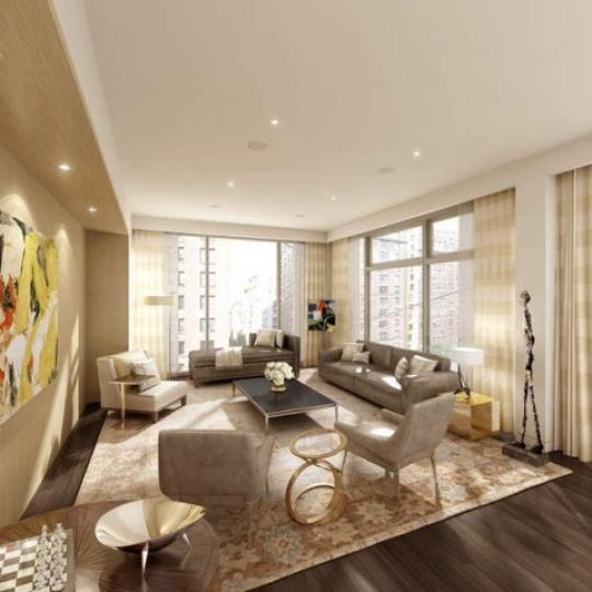 1055 Park Avenue Living Room - NYC Condos for Sale