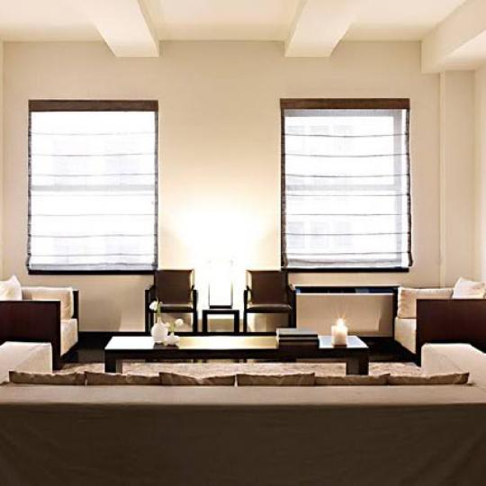 20 Pine NYC Condos - Living Room