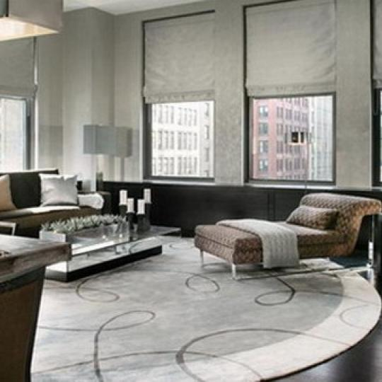 254 Park Avenue South Living Room – NYC Condos for Sale