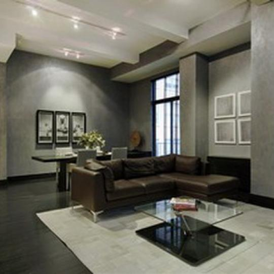 254 Park Avenue South Living Room – Manhattan New Condos