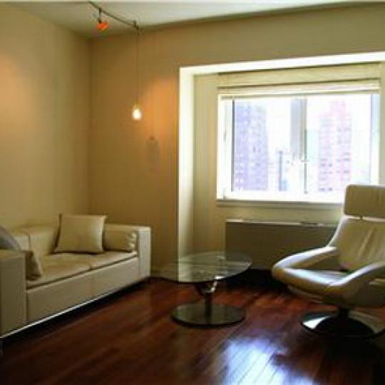 425 Fifth Avenue Living Room - Condos for Sale