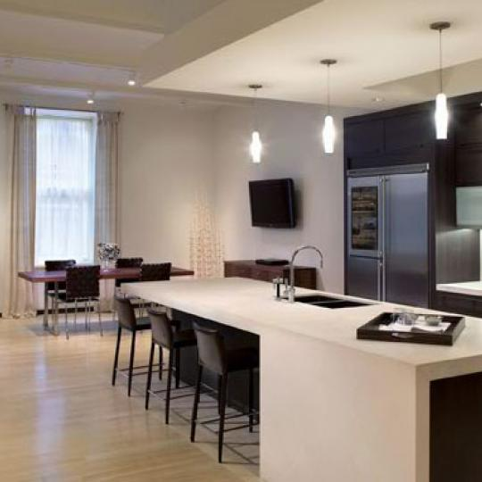 151 Wooster Street Open Kitchen - NYC Condos for Sale