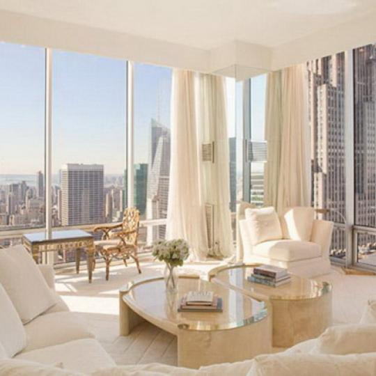 641 Fifth Avenue Living Room - Manhattan New Condos