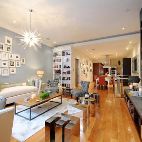 The Legacy Condominiums – Living Room