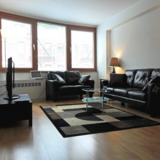167 East 82nd Street Living Room - NYC Condos for Sale