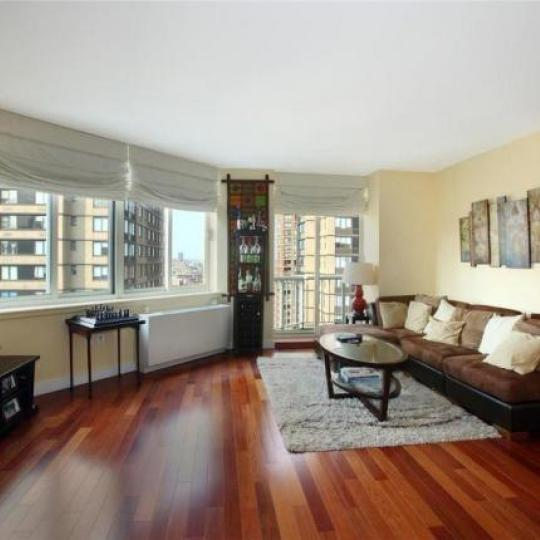 The Omni Living Room - Manhattan Condos for Sale