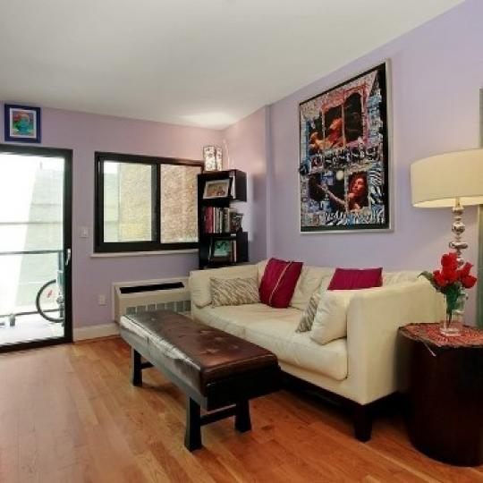 107 East 31st Street Living Room - NYC Condos for Sale