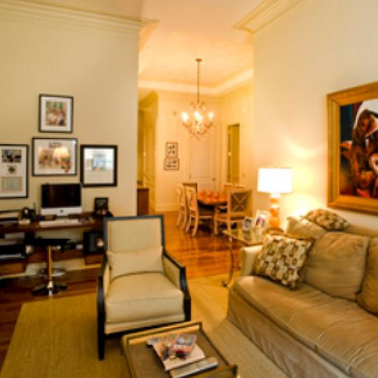 351 East 51st Street Sitting Area - NYC Condos for Sale