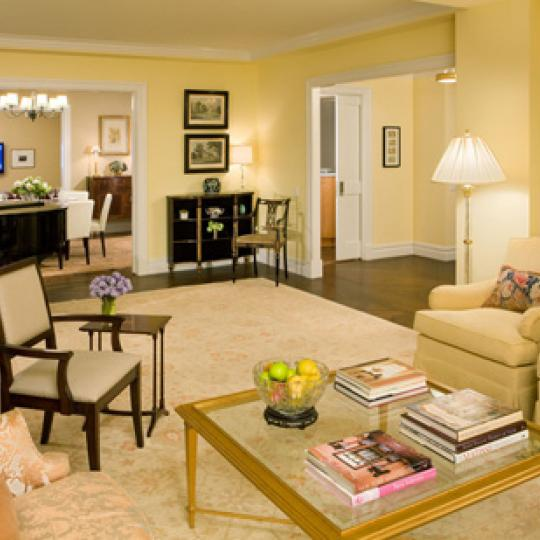 235 West 71st Street Living Room - Condos for Sale