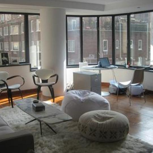 211 Madison Avenue Living Room - NYC Condos for Sale
