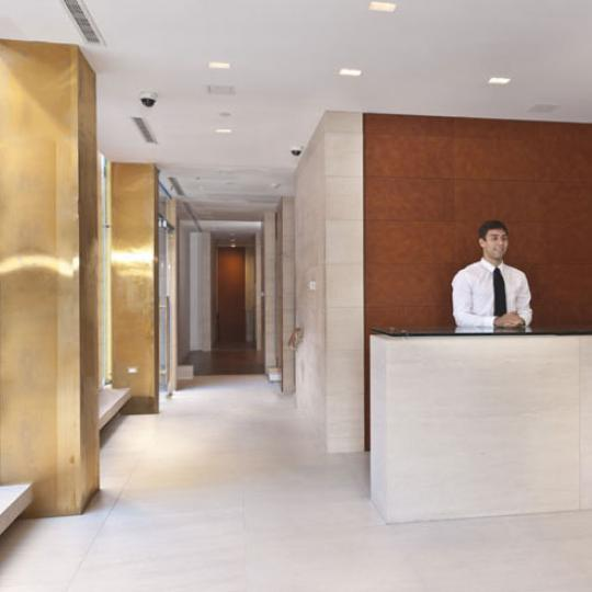 1055 Park Avenue Lobby - Upper East Side NYC Condominiums