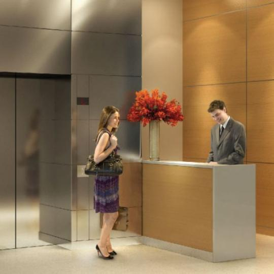 14W14 Lobby - West Village  NYC Condominiums
