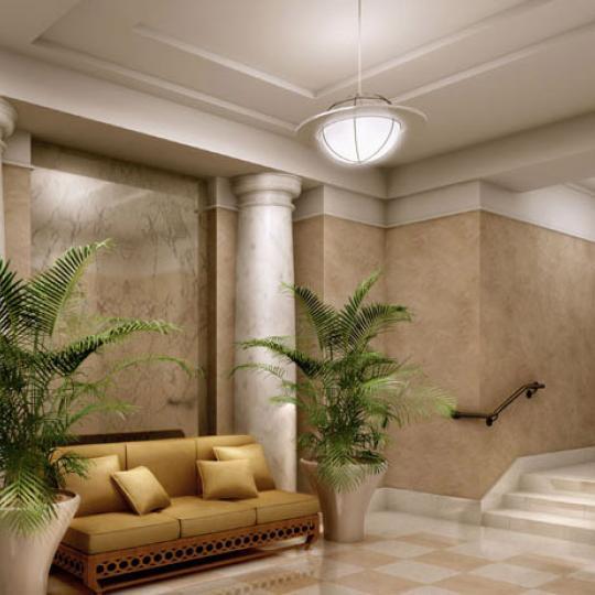 180 East 93rd Street Lobby - Upper East Side NYC Condominiums