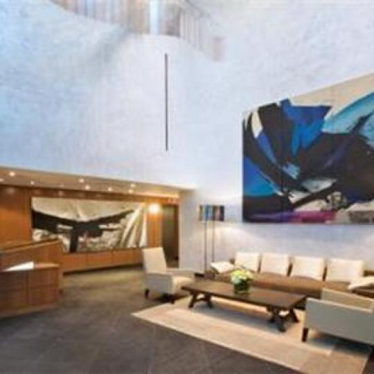 5th on the Park Lobby – Manhattan Condos for Sale
