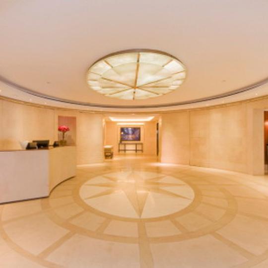 Barbizon 63 Lobby - Upper West Side NYC Condominiums