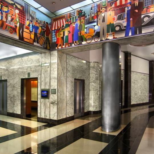 99 John Street Lobby – NYC Condos for Sale