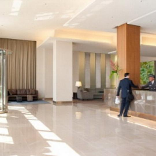 Element Condominium Lobby – Manhattan Condos for Sale