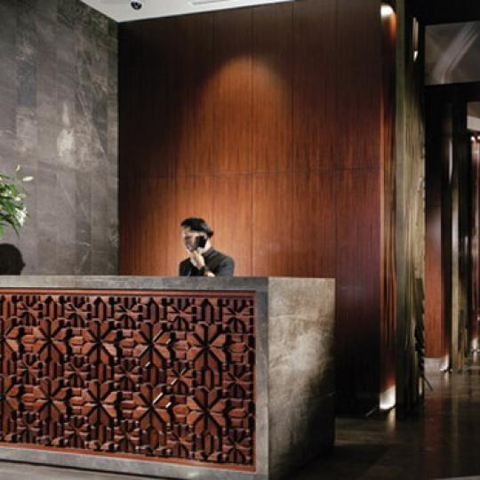Greenwich Club Residences Lobby – Manhattan Condos for Sale