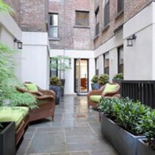 Landmark 17 Lobby - Manhattan Condos for Sale