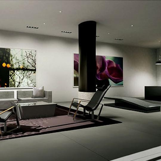 +Art Lobby - Manhattan Condos for Sale