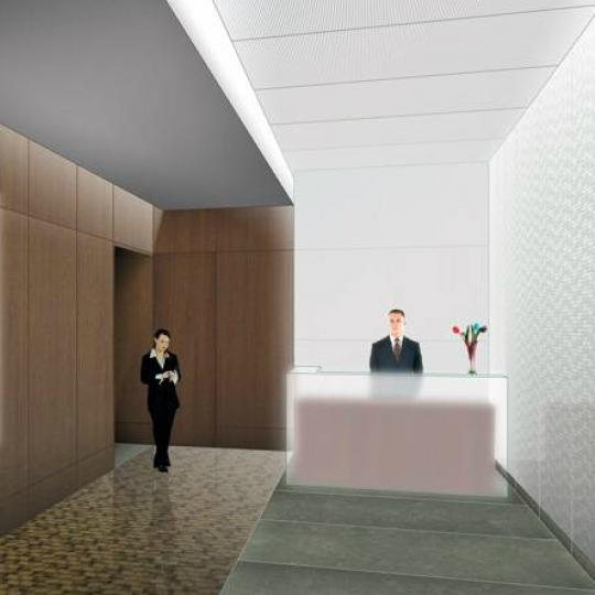 Reade57 Lobby - Tribeca NYC Condominiums