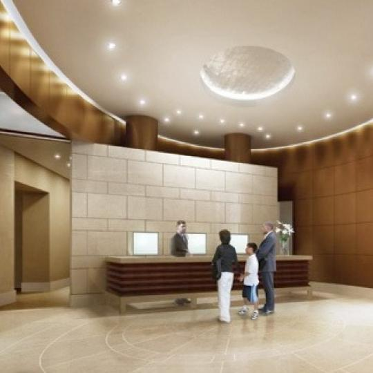 The Rushmore Lobby - Upper West Side NYC Condominiums