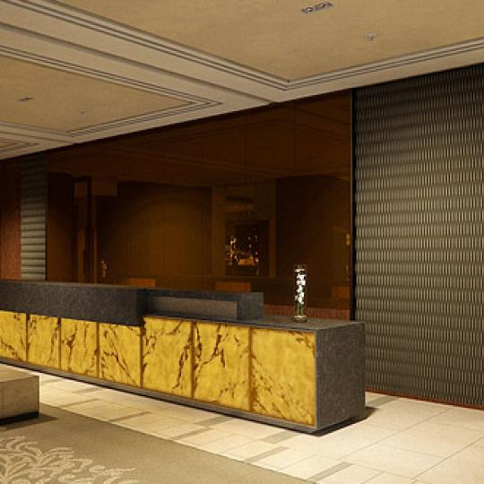 400 Fifth Avenue New Construction Building Lobby – NYC Condos