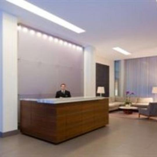 Tribeca Summit Lobby - Manhattan Condos for Sale