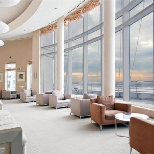 Trump Place Lobby - Manhattan Condos for Sale