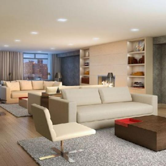 1280 Fifth Avenue Pool New Construction Building Lounge - NYC Condos