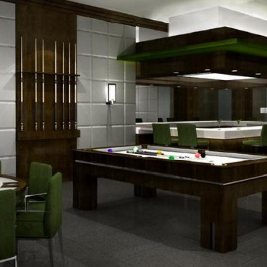 254 Park Avenue South Lounge – Manhattan Condos for Sale