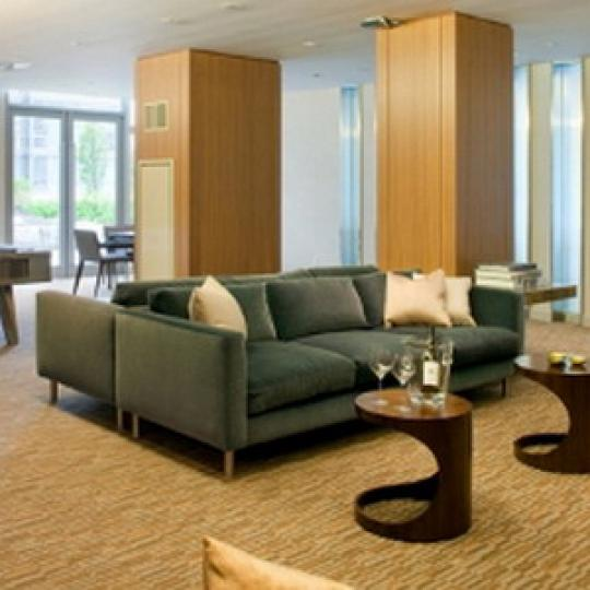 Element Condominium Lounge – Condominiums for Sale NYC