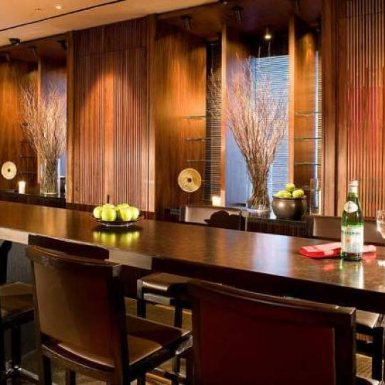 The Setai Lounge - Condos for Sale NYC