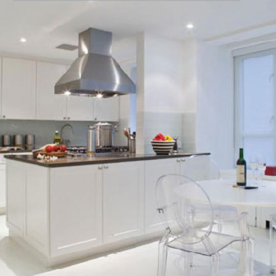 Manhattan House Kitchen - 200 East 66th Street Condos for Sale