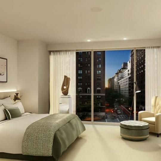1055 Park Avenue Mater Bedroom - Condominiums for Sale NYC