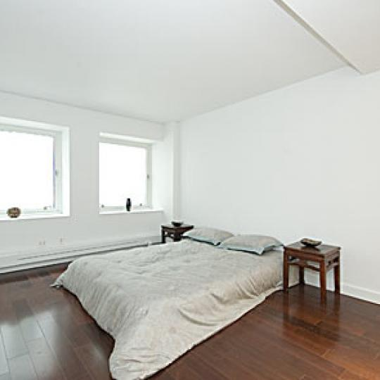 Tribeca Townhomes Bedroom - New Condos for Sale NYC