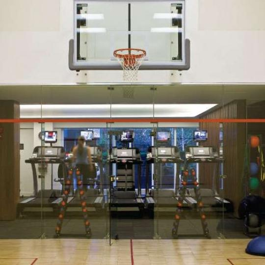 Miraval Living New Conversion Building Basketball Squash Court - NYC Condos