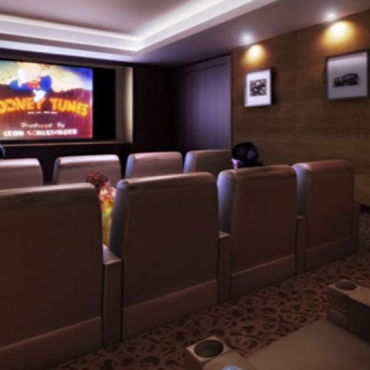 80 Riverside Boulevard Movie Theatre - NYC Condos for Sale