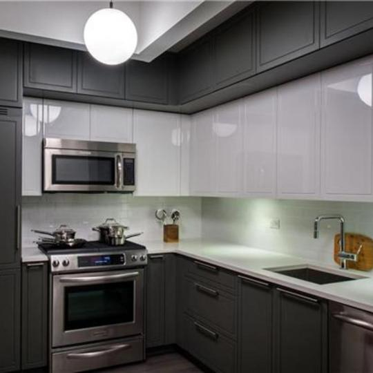 Open Kitchen at 416 West 52nd Street in NYC